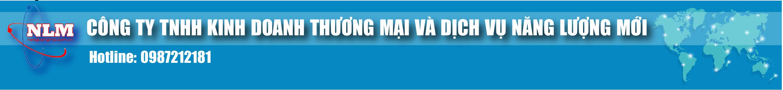 Công ty TNHH Kinh Doanh Thương Mại và Dịch Vụ Năng Lượng Mới