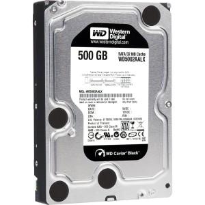 Ổ cứng HDD Western Black 1Tb SATA3 7200rpm