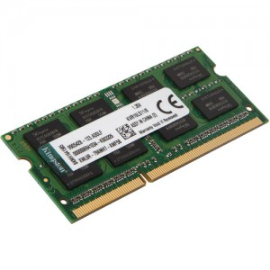 RAM Kingston 4Gb DDR3L 1600 Non-ECC KVR16LN11/4 (For Skylake)