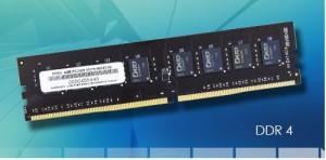 Ram DATO DDR4 4GB bus 2400MHz