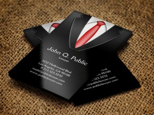 Thiết kế name card theo yêu cầu