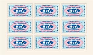 thiết kế tem các loại theo yêu cầu
