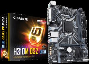 Mainboard Gigabyte GA-H310M-DS2 mã: GIGAH310M
